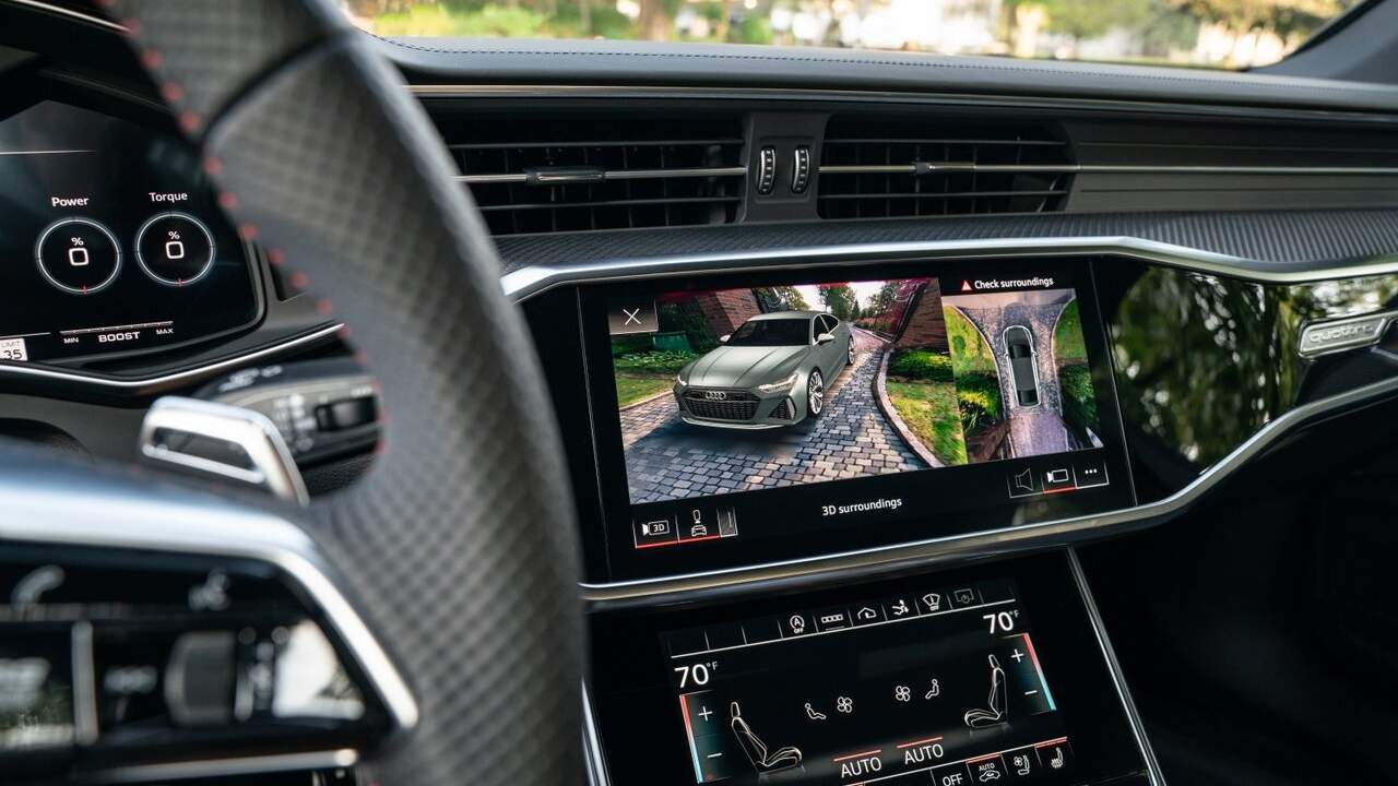 2022 Audi vehicles get a new voice assistant, Amazon Alexa, and new custom features
