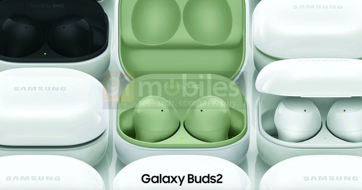 Samsung Galaxy Buds 2 leak as a colorful value play
