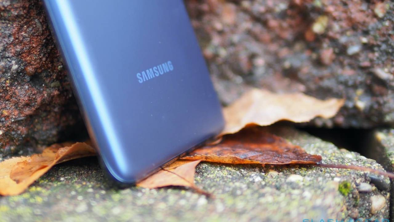 Rumored under-display camera for the Galaxy S22 might not happen