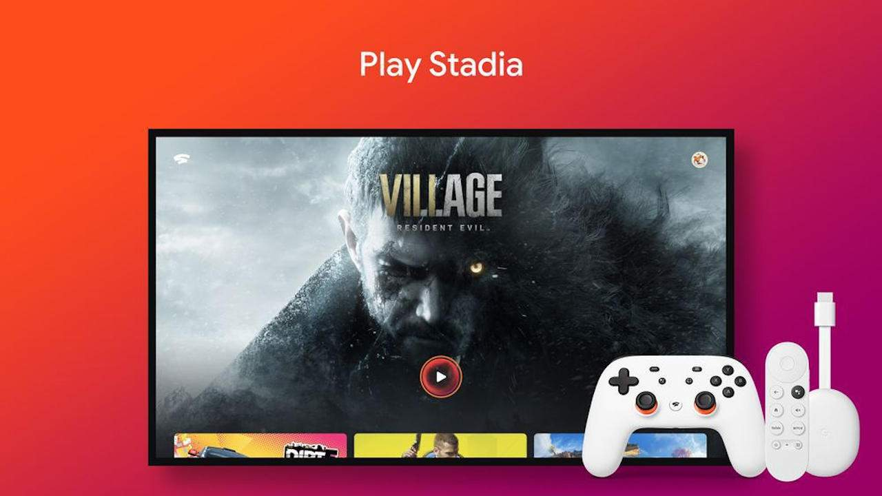Stadia gets sporty as game streaming expands to Android TV