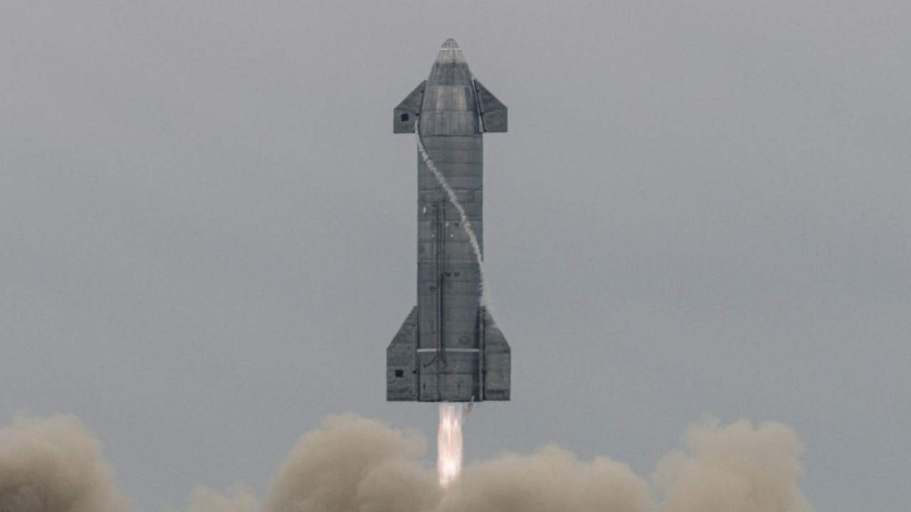 SpaceX Starship first orbital flight has a tentative launch date