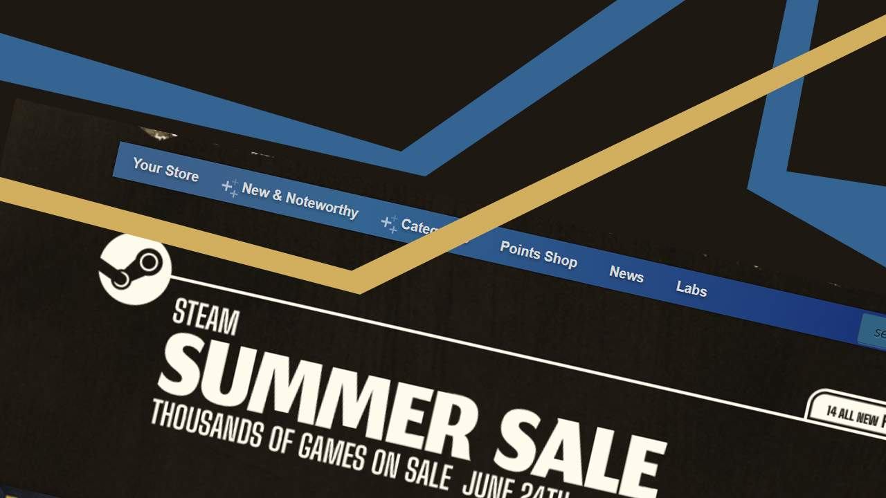 Steam Summer Sale in effect: Points Shop Too