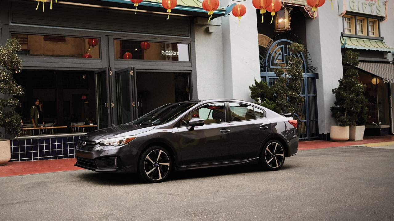 2022 Subaru Impreza starts under $19,000