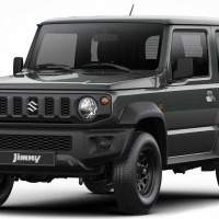 2022 Suzuki Jimny Lite proves that less is more