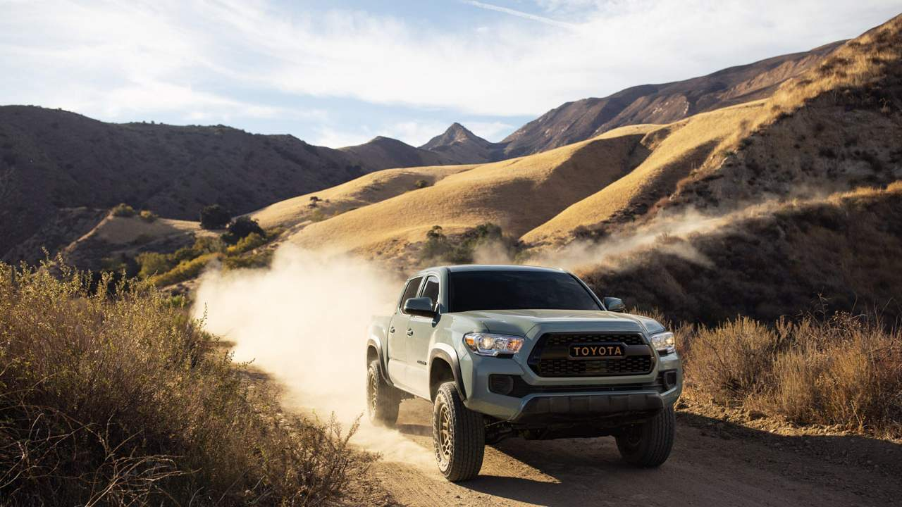 2022 Tacoma Trail Edition gets a suspension lift and more