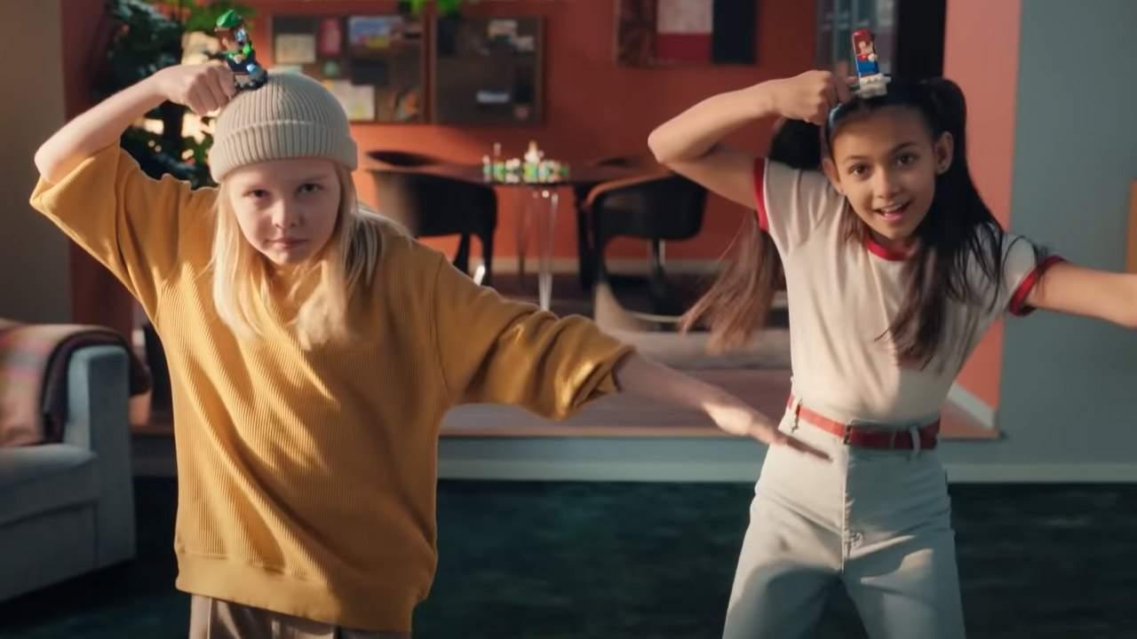 LEGO Mario and Luigi sets expand digital crossover with TikTok-like dance