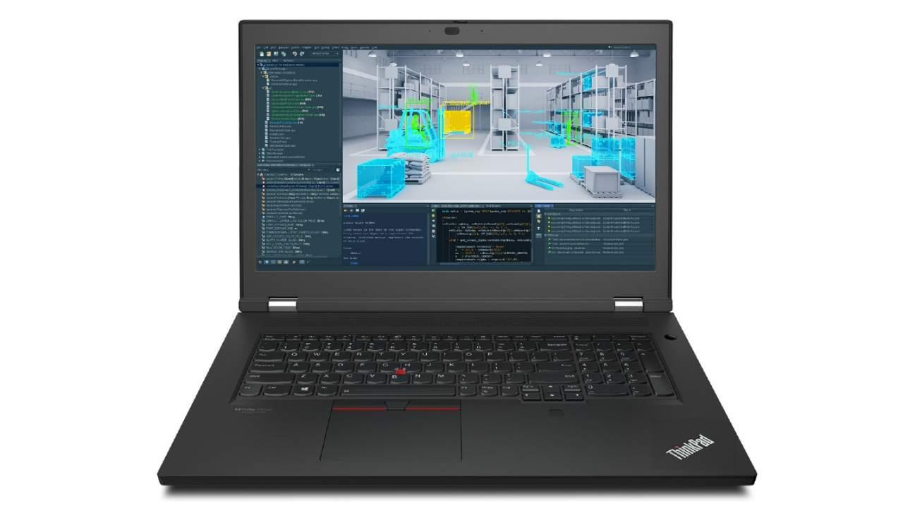 Lenovo's latest ThinkPad workstations and dock offer pros a hybrid setup