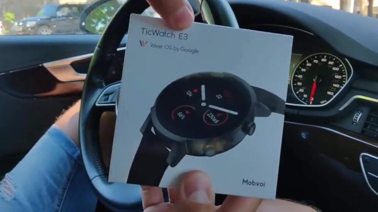 Mobvoi TicWatch E3 hands-on reveals next Snapdragon Wear 4100 smartwatch
