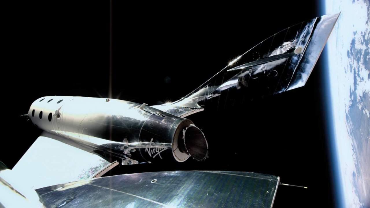 Virgin Galactic space passenger flights score key FAA approval