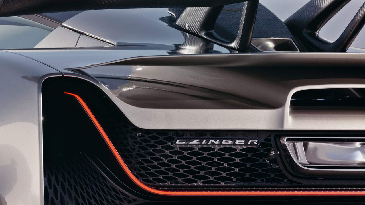 Czinger 21C production specs unveiled: 3D-printed hybrid hypercar has 1233HP and 281MPH top speed