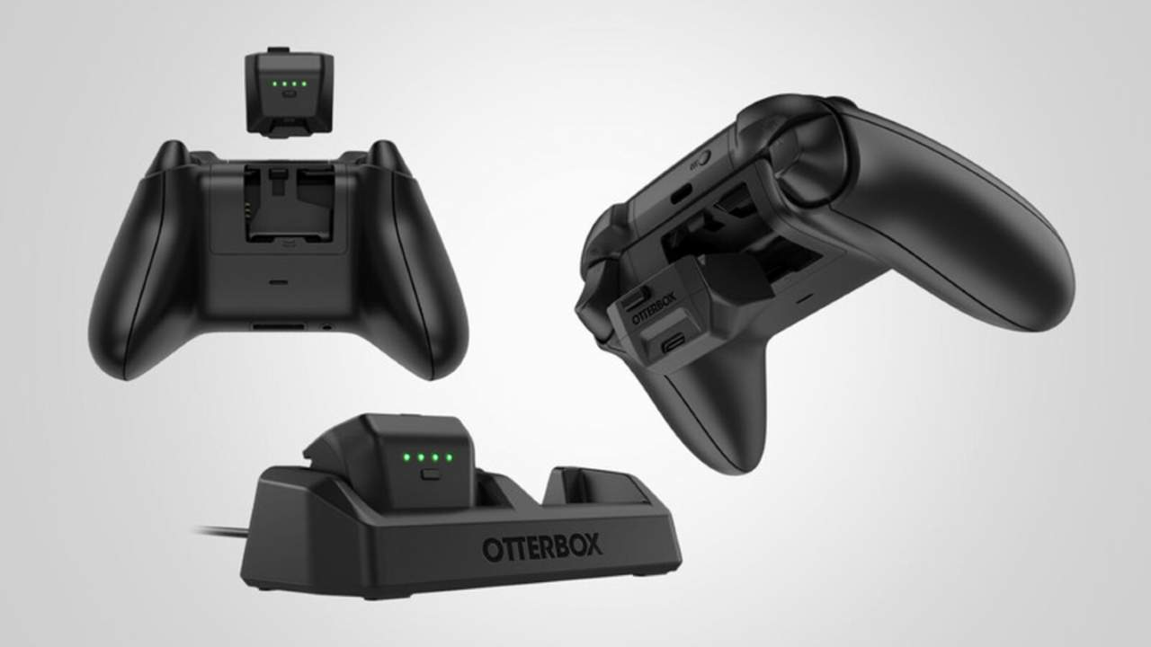 OtterBox's new Xbox controller battery pack prevents interrupted gameplay