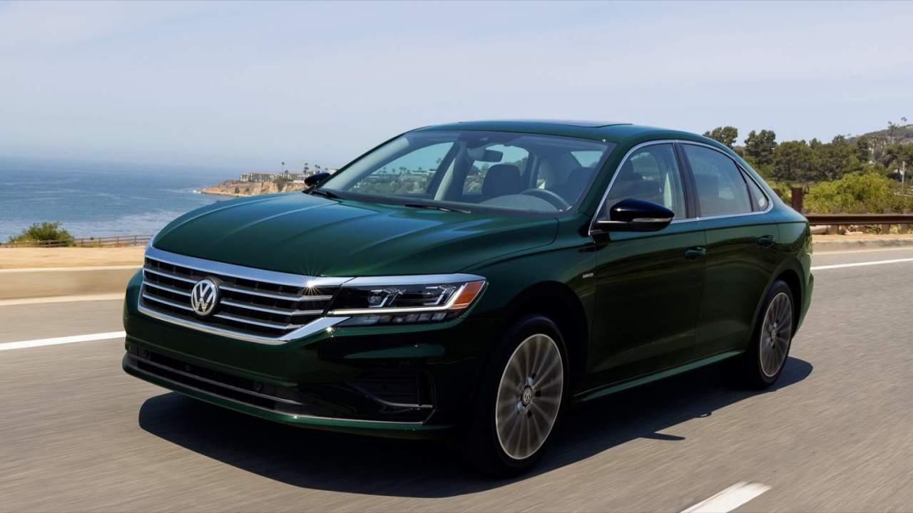 2022 VW Passat bids farewell to US as Volkswagen axes the sedan