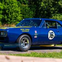 Classic 1967 Chevrolet Camaro Z/28 Trans Am racer heads to auction