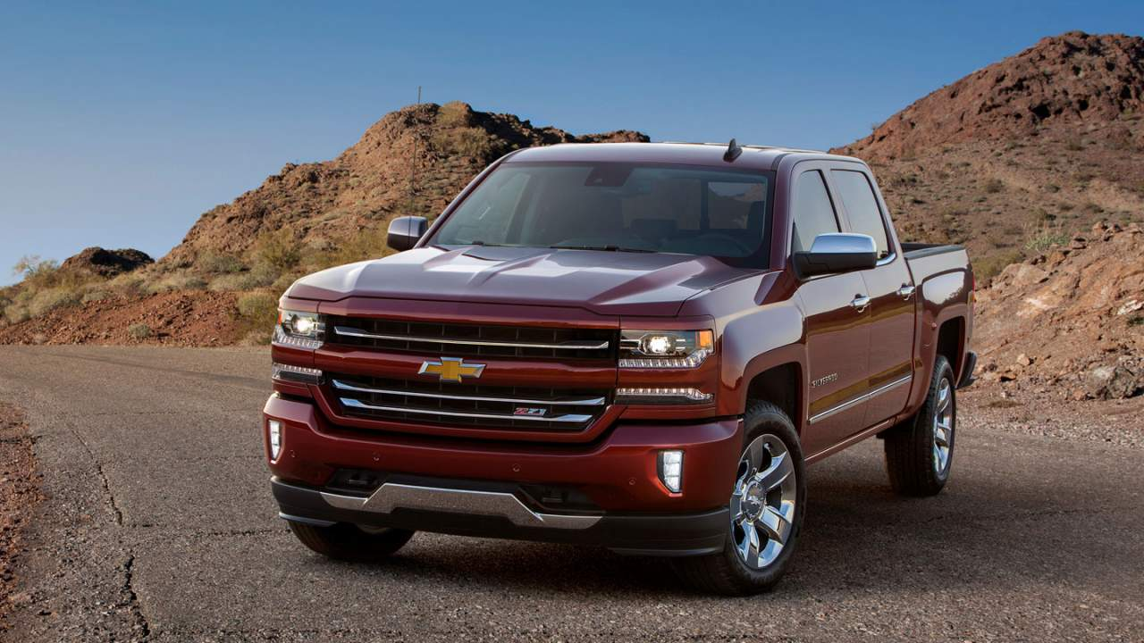 Some Chevy and GMC trucks have been recalled for another airbag issue