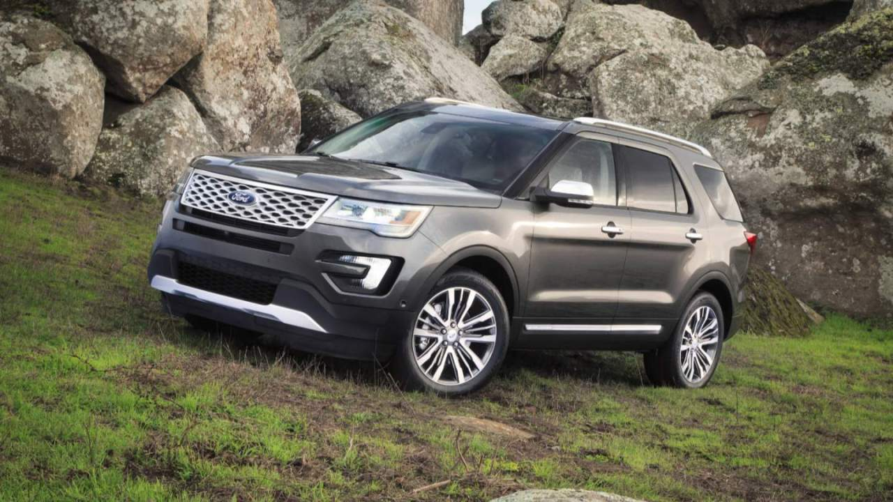 Ford recalls more than 770,000 Explorer SUVs over steering fears