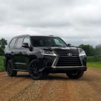 2021 Lexus LX 570 Review