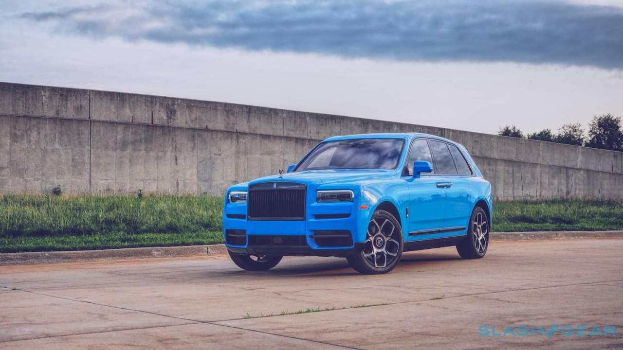 2021 Rolls-Royce Cullinan Gallery