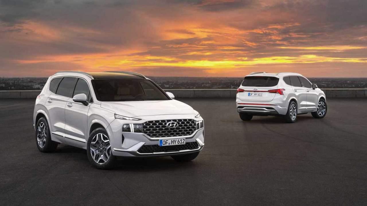2022 Hyundai Santa Fe gets a new XRT trim