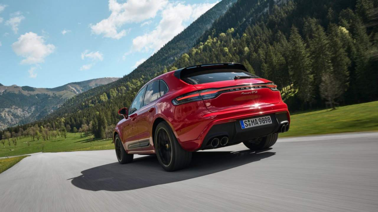 2022 Porsche Macan ditches the Turbo trim but gets more power