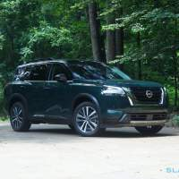 2022 Nissan Pathfinder Review: 3-row SUV is family-friendly