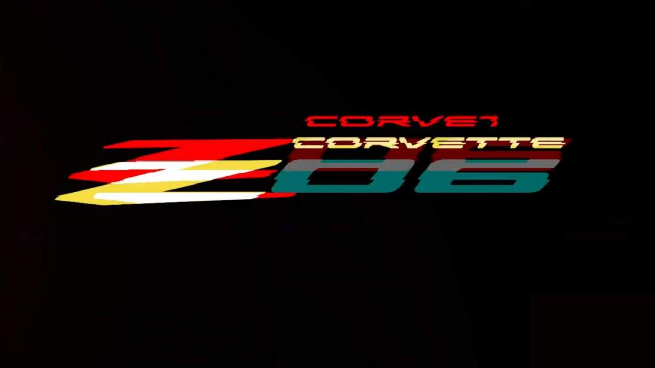 2023 Corvette Z06 teaser gives Chevrolet's supercar a reveal date