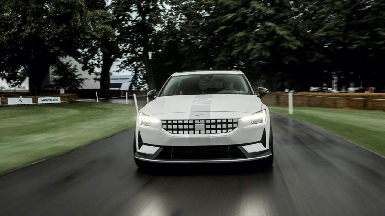 Experimental Polestar 2 cranks up EV power and leaves one big question