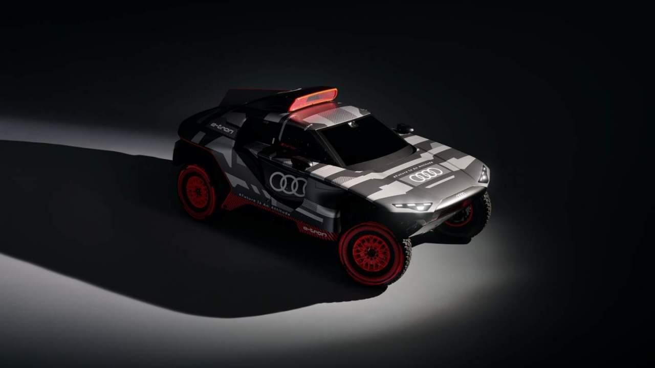 Audi RS Q e-tron Gallery