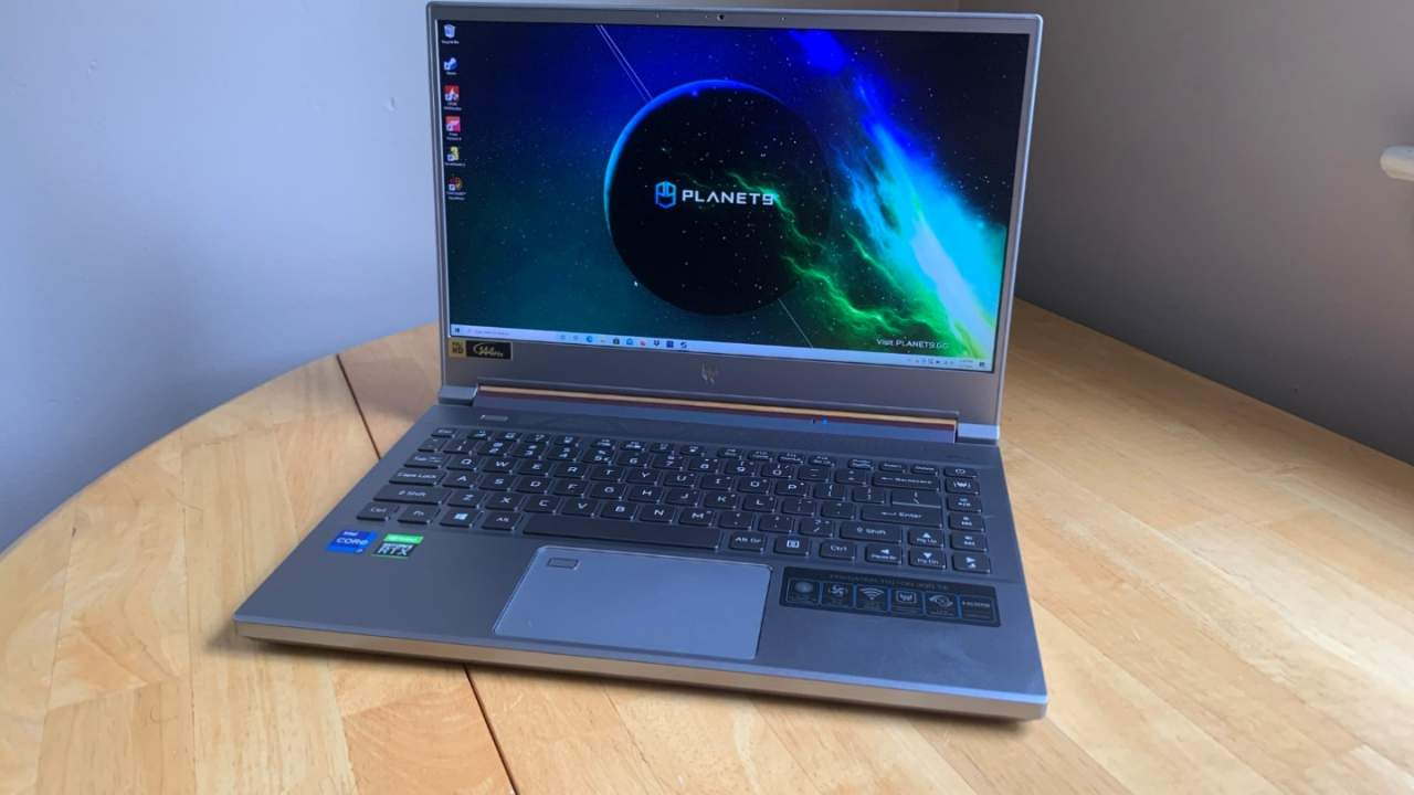 Acer Predator Triton 300 SE review: Powerful hardware in a sleek package