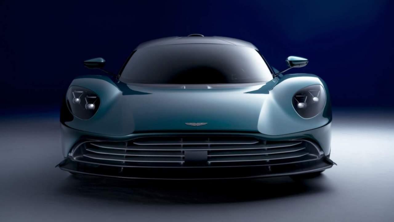 Aston Martin Valhalla Gallery
