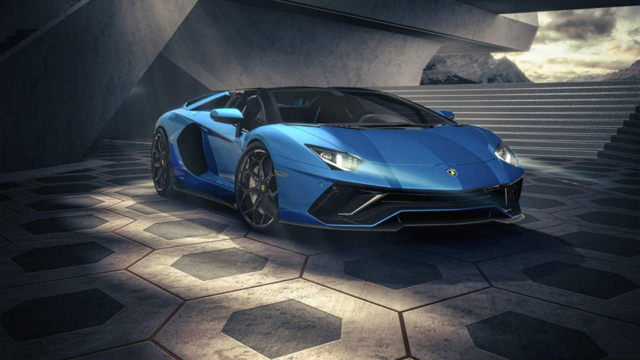 Lamborghini Aventador LP 780-4 Ultimae gives V12 a beastly send-off [Updated]