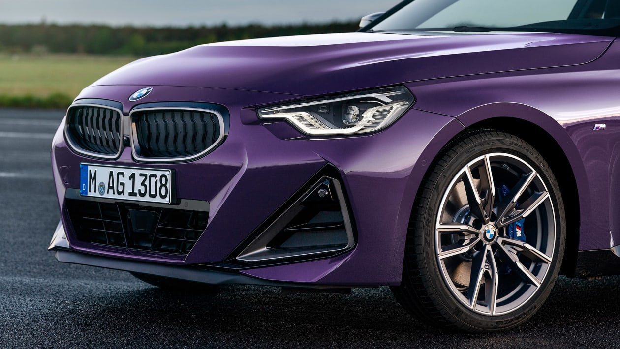 2022 BMW 2-Series Coupe offers more of everything