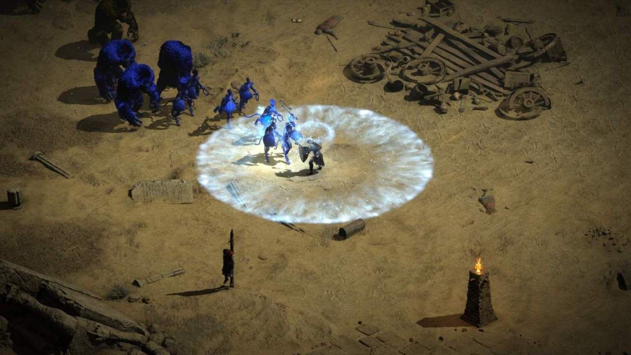 Blizzard reveals the big Diablo II Resurrected changes after feedback from players