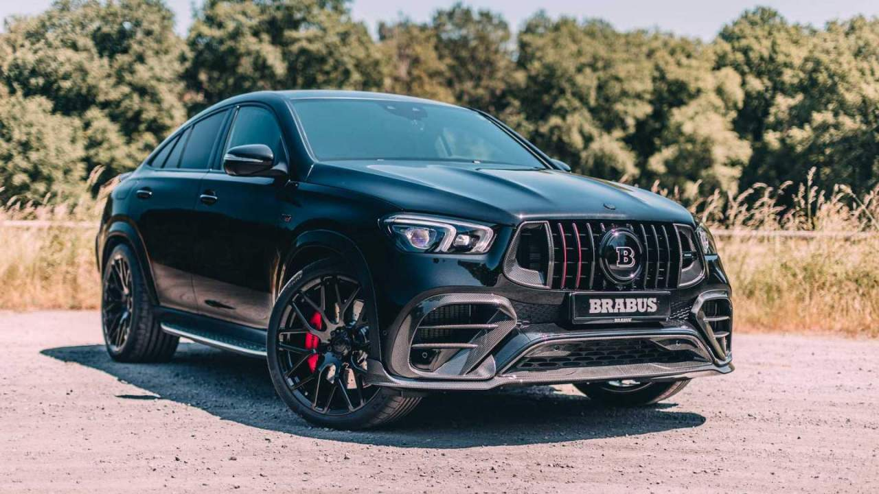 Brabus 800 SUV Coupe is a more potent Mercedes-AMG GLE 63 S Coupe