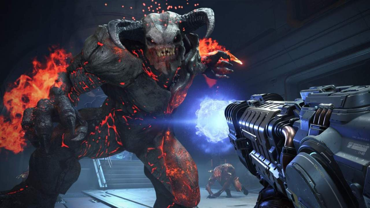 DOOM Eternal Invasion mode axed, but it's not all bad news