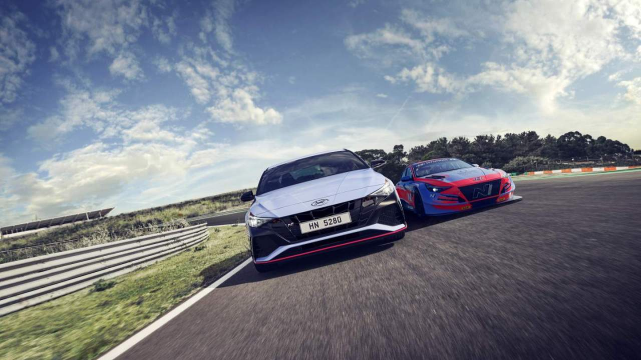 2022 Hyundai Elantra N debuts with 276HP turbocharged engine