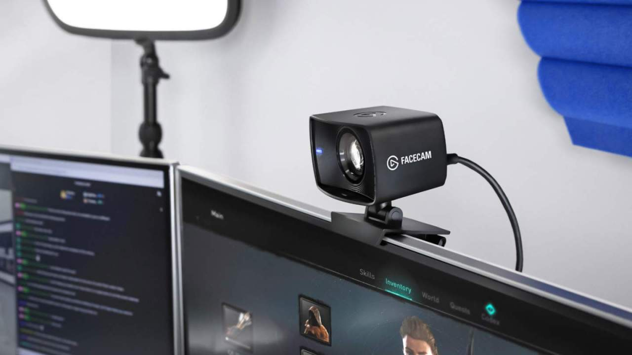 Elgato Facecam and Wave XLR promise pro A/V at streamer-friendly prices