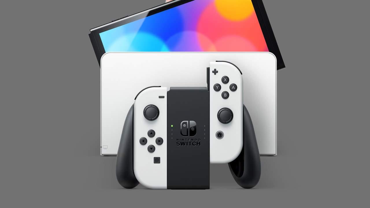 If Switch Pro exists, Nintendo Switch (OLED model) definitely isn't it