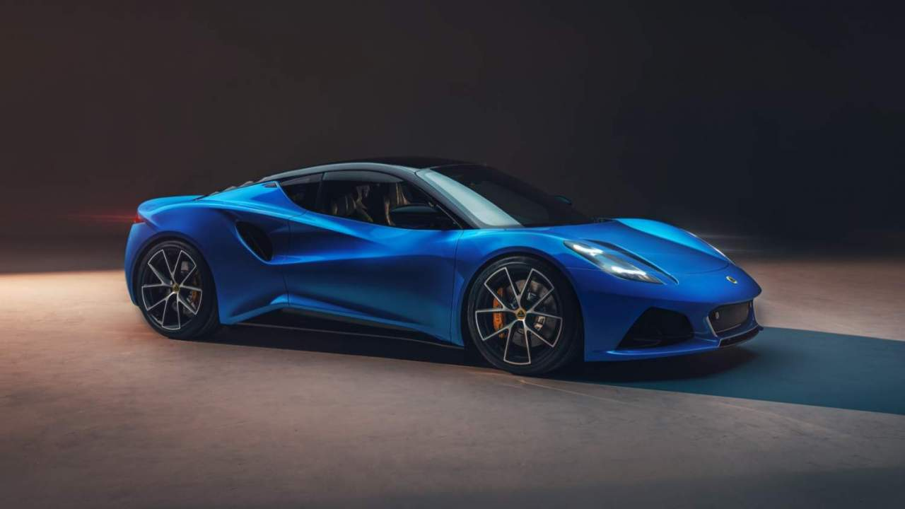 The new Lotus Emira ends a sports car era in the best possible way