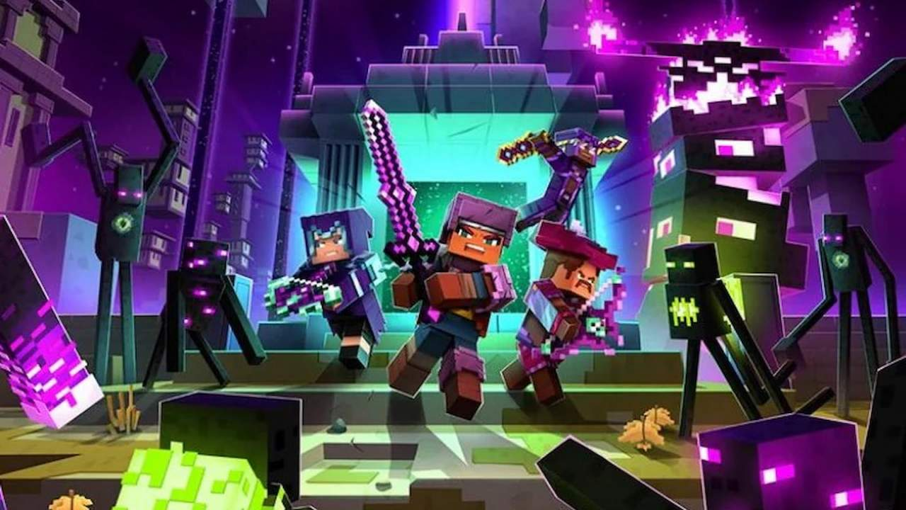 Minecraft Dungeons Echoing Void DLC revealed alongside Ultimate Edition