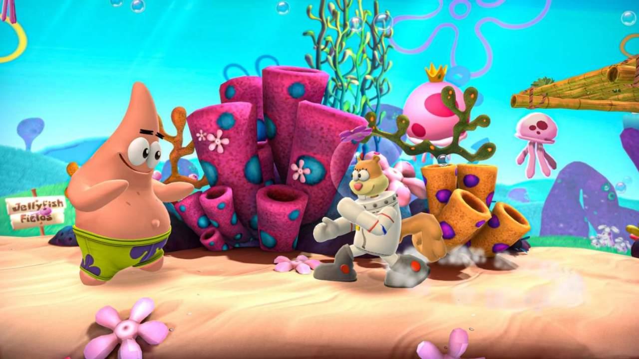Nickelodeon All-Star Brawl gives Smash Bros gameplay a cartoon makeover