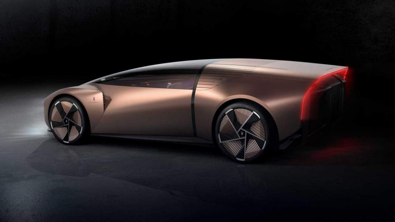 Pininfarina Teorema offers a sneak-peak of futuristic automotive design