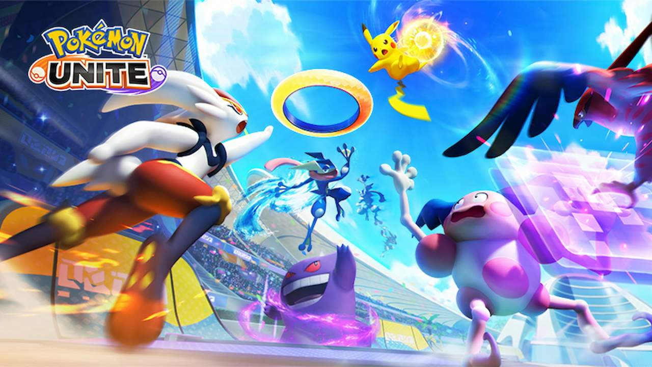 Pokemon Unite finally gets a Nintendo Switch release date
