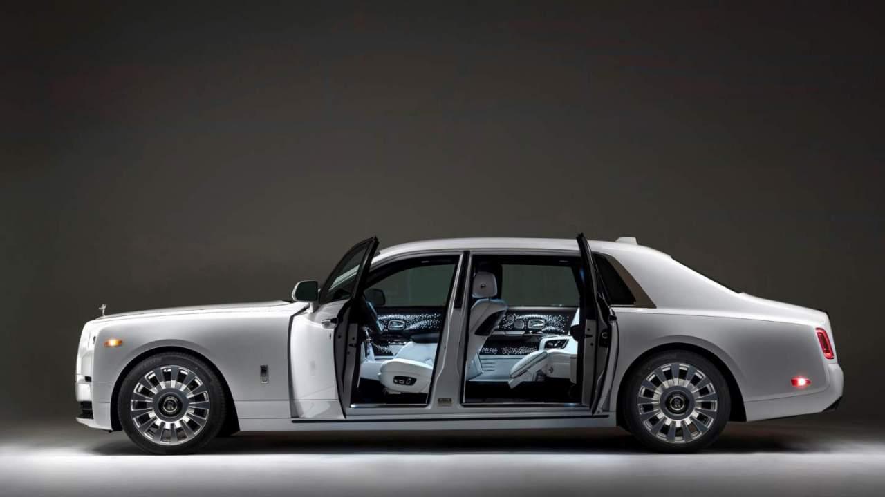 Rolls-Royce Phantom Tempus debuts in South California