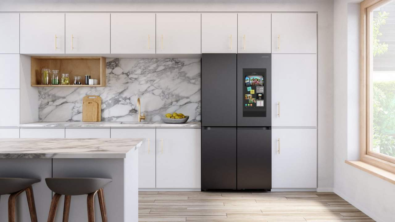 Samsung gives in and serves up built-in Alexa in new Family Hub fridges