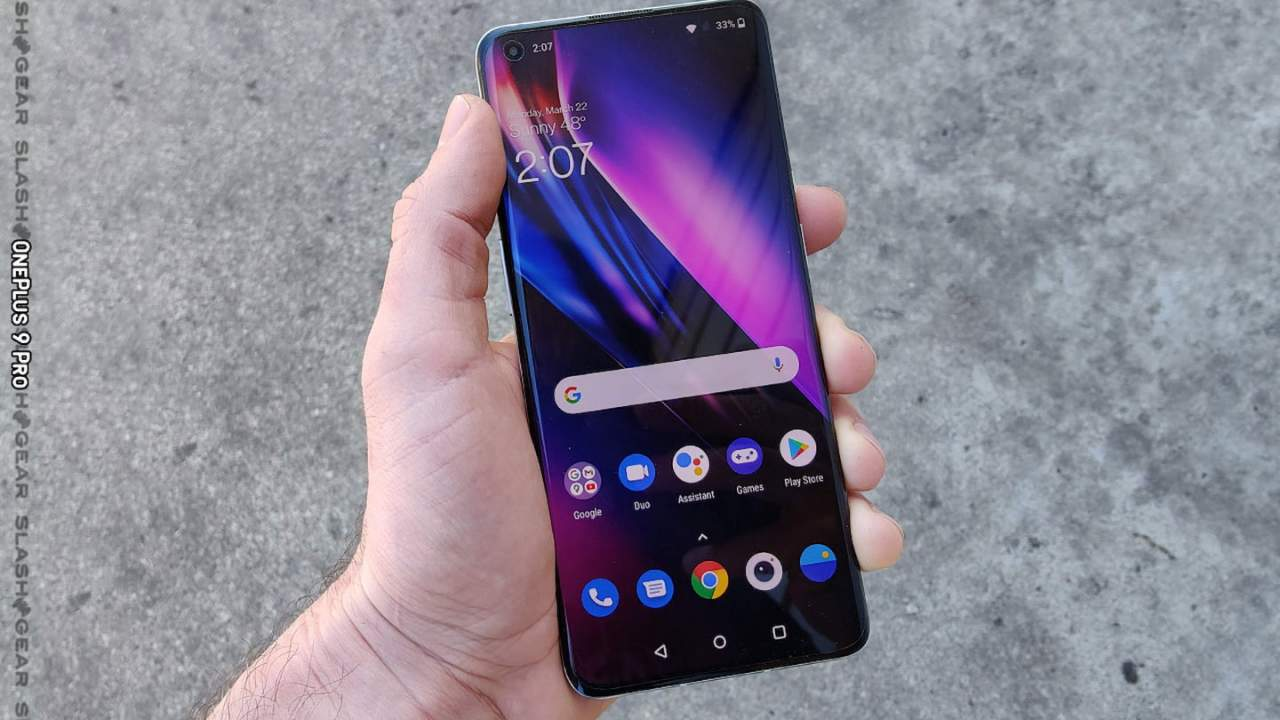 Sorry US OnePlus fans: No base model 9 Pro for you