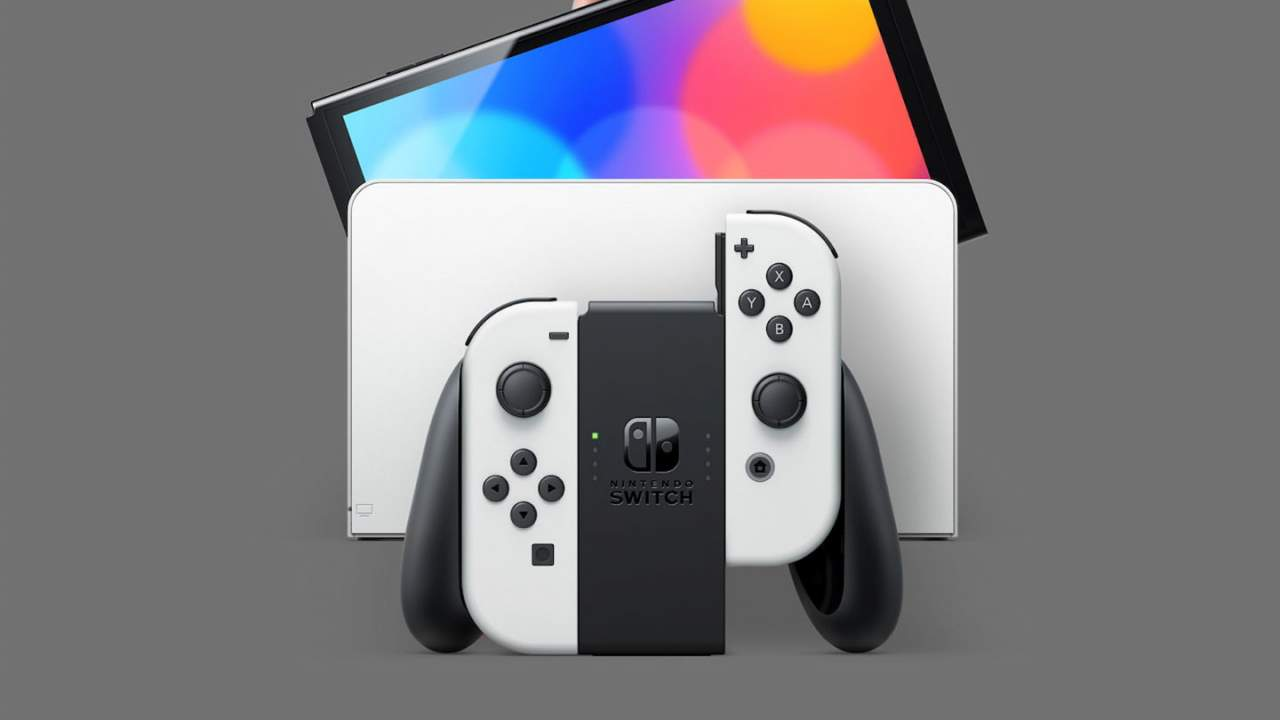 Switch OLED should be the new standard