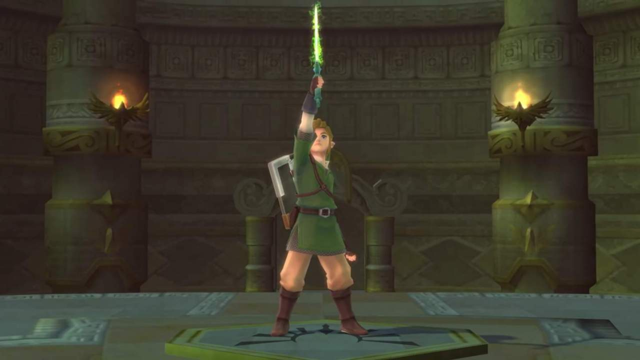 The Legend of Zelda: Skyward Sword HD trailer takes us back to the beginning
