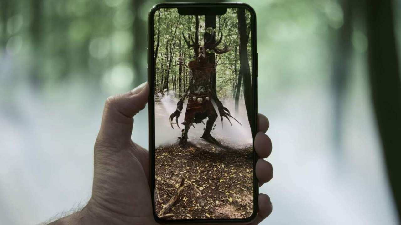 The Witcher: Monster Slayer brings AR monster battles to iOS and Android this month