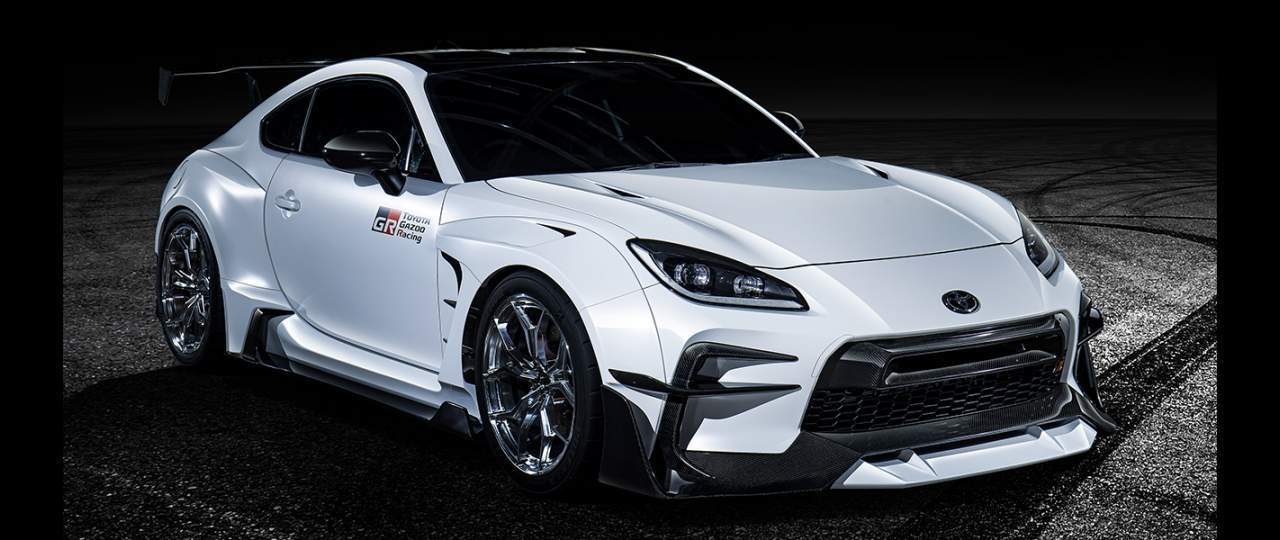 Toyota unveils a pair of GR 86 TRD concepts to whet our appetites