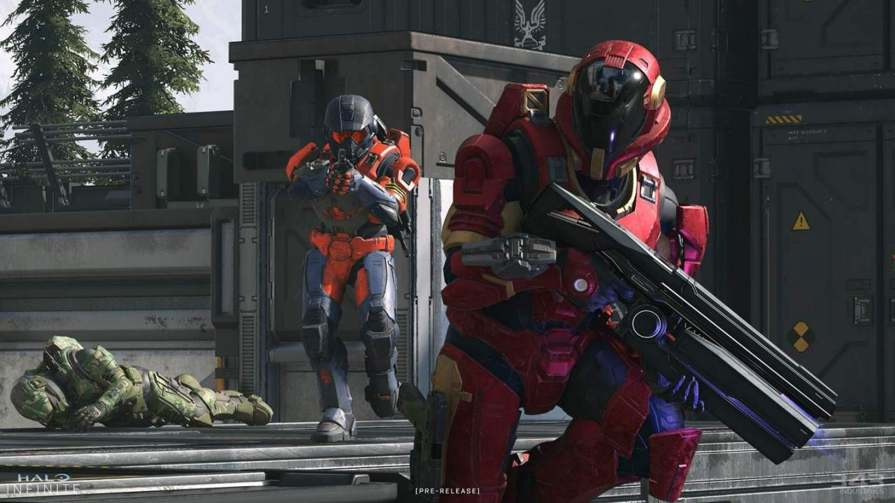 With this Halo Infinite first beta test news, I'm finally getting excited